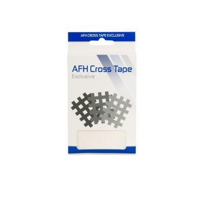 AFH Cross Tape Exclusive | Größe 1 | 22 x 28 mm | 90 Stück | weiß