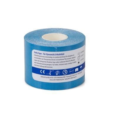 Daily Tape | Kinesiologie Tape 5,0 cm x 5 m | türkis