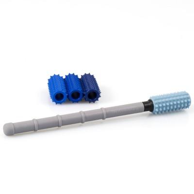Dermo Massage Roller   klein   2er Set bunt + blau