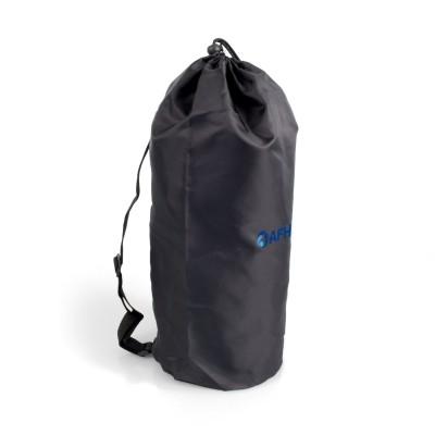 AFH Faszienrolle Precious   Länge: 33 cm   Ø 14 cm   mit Tasche   schwarz
