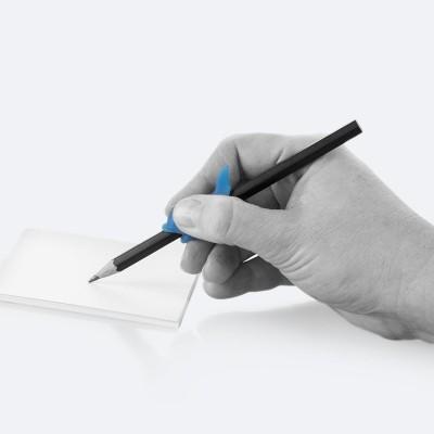 Schreibhilfe | Griffverdickung | Modell Delphin | blau