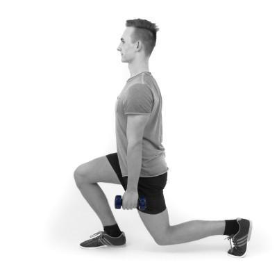 AFH Gymnastik-Hanteln | 6 kg Set mit Ablageständer | Design-Farben