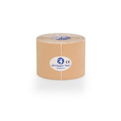 AFH Rayon Tape Exclusive   Kunstseide 5,0 cm x 5 m   beige