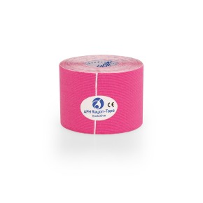 AFH Rayon Tape Exclusive | Kunstseide 5,0 cm x 5 m | pink