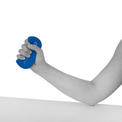 TheraPIE Handtrainer | Therapiegriff | Design Farben | 6er Set