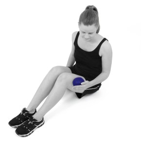 TheraPIE Massageball | Igelball SOFT Deluxe | 5er Set inkl. Pumpe