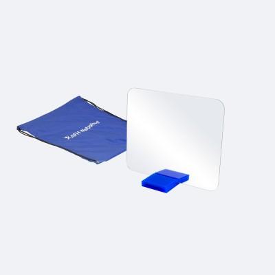 AFH Therapiespiegel Premium   klein   29,5cm x 24cm   inkl. Tragetasche