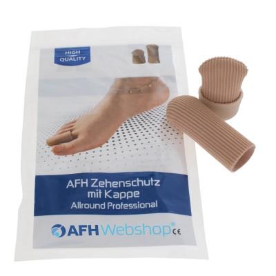 AFH Zehenschutz mit Kappe | Allround Professional | 2er Pack in verschiedenen Größen
