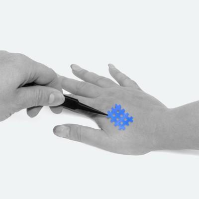 Antistatische Pinzetten | 4 teiliges Set