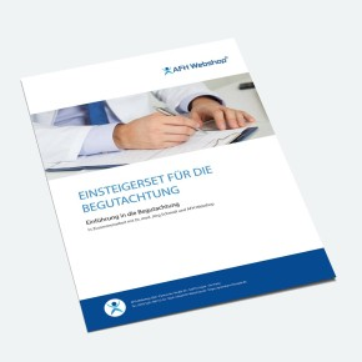 Einsteigerset für die Begutachtung / Diagnostik zum Einführungspreis