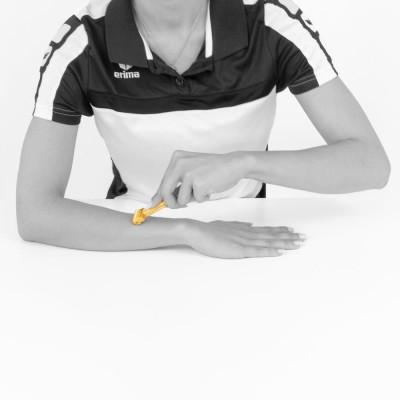 AFH Drucktaster mit Massagerolle