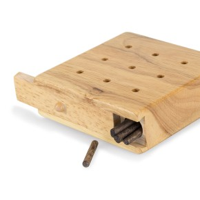 Baseline® Steckboard | 9 Hole Pegboard | Steckbrett