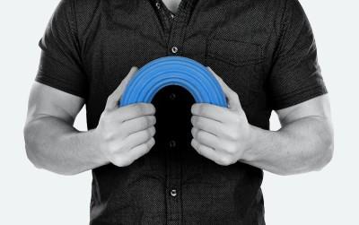 CanDo® Twist-n-Bend® Exercisers | 30 cm | verschiedene Stärken
