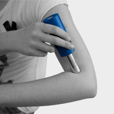 CryoStim®   Eis Massagetool   Eisstimulation   Set