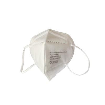 FFP2 Maske | faltbarer Mund-Nasen-Schutz | 25er Pack