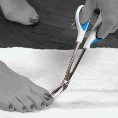 Fußnagelschere mit ergonomischem Griff