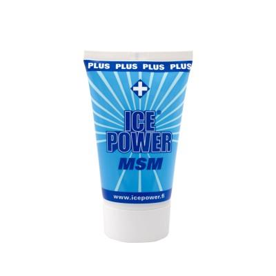 Ice Power Plus (MSM) Cold Gel