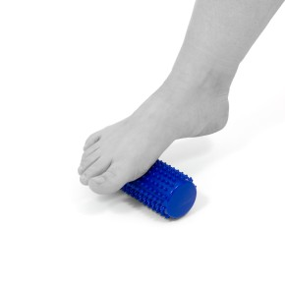 Igel Massagerolle | blau