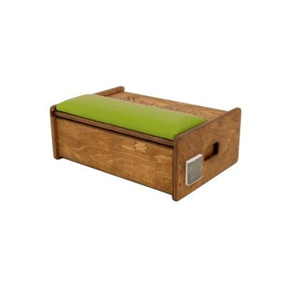 ManuThermBox mit Rolltisch | Therapiebox zum Erwärmen | verschiedene Ausführungen