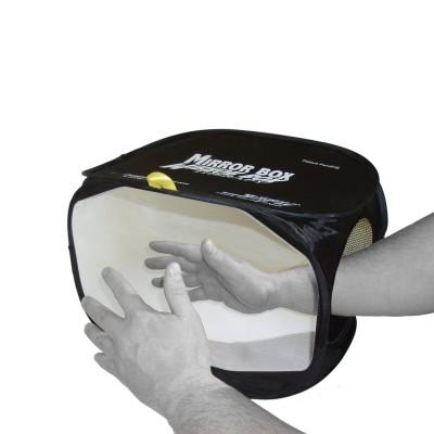 Mirror Box   Spiegeltherapie   Therapiespiegel   klein   35 x 25 x 25cm