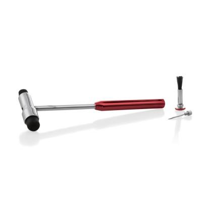 Reflexhammer nach Buck   mit Nadel und Pinsel