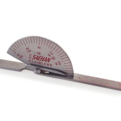 SAEHAN Finger Goniometer | Schenkellänge 14cm | SH5100