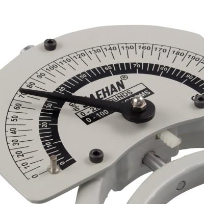 SAEHAN SH5002-1 | Smedley Hand Dynamometer inkl. Softtasche