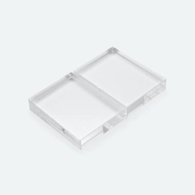 Scan-Mirror mobiler Therapiespiegel mit Tragetasche | klein | 1 Standfuß