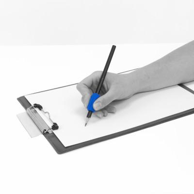 Schreibhilfe Sattler Grip | 50er Set in blau | Schreiblernhilfe | Griffverdickung