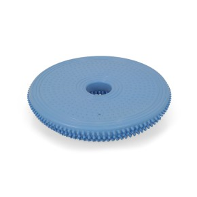 TheraPIE Donut Balance Kissen + Pumpe | High Quality | hellblau