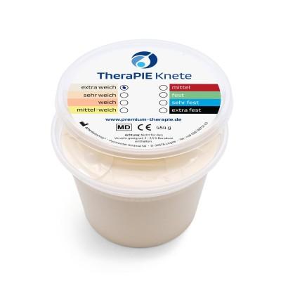 TheraPIE Knete | 454 g | 8 verschiedene Stärken