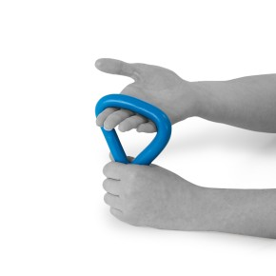 Fitness Knete DELUXE | 85g | 8 verschiedene Stärken